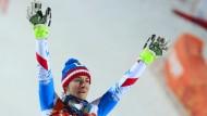 Hängt die Ski an den Nagel: Kathrin Zettel hört auf