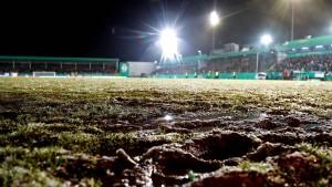 Spiel zwischen Lotte und Borussia Dortmund abgesagt