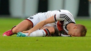 Längere Pause für Marco Reus