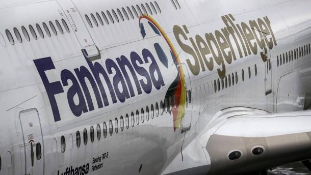 Lufthansa zieht WM-Spot nach Ärger zurück