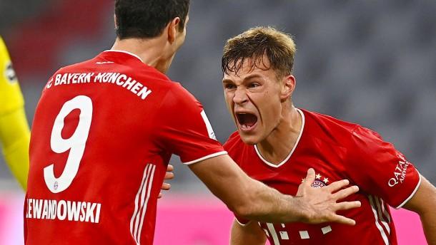 Die unstillbare Gier des FC Bayern