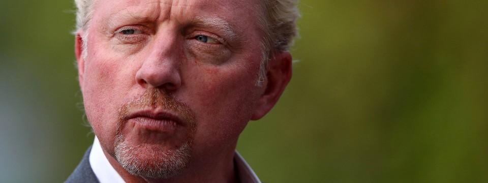 Der 17 Jährige Leimener Wird 50: Boris Becker.