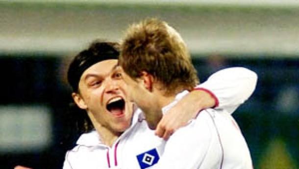 """Zittersieg für den HSV im """"Derby des Grauens"""""""