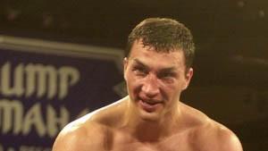 Wladimir Klitschko fordert Lewis