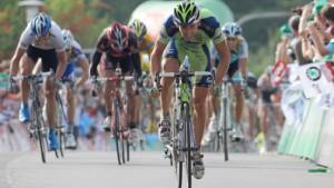 Bertagnolli gewinnt dritte Etappe