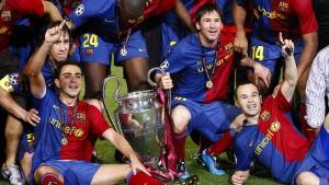 Jetzt ist auch Messi ein Söldner