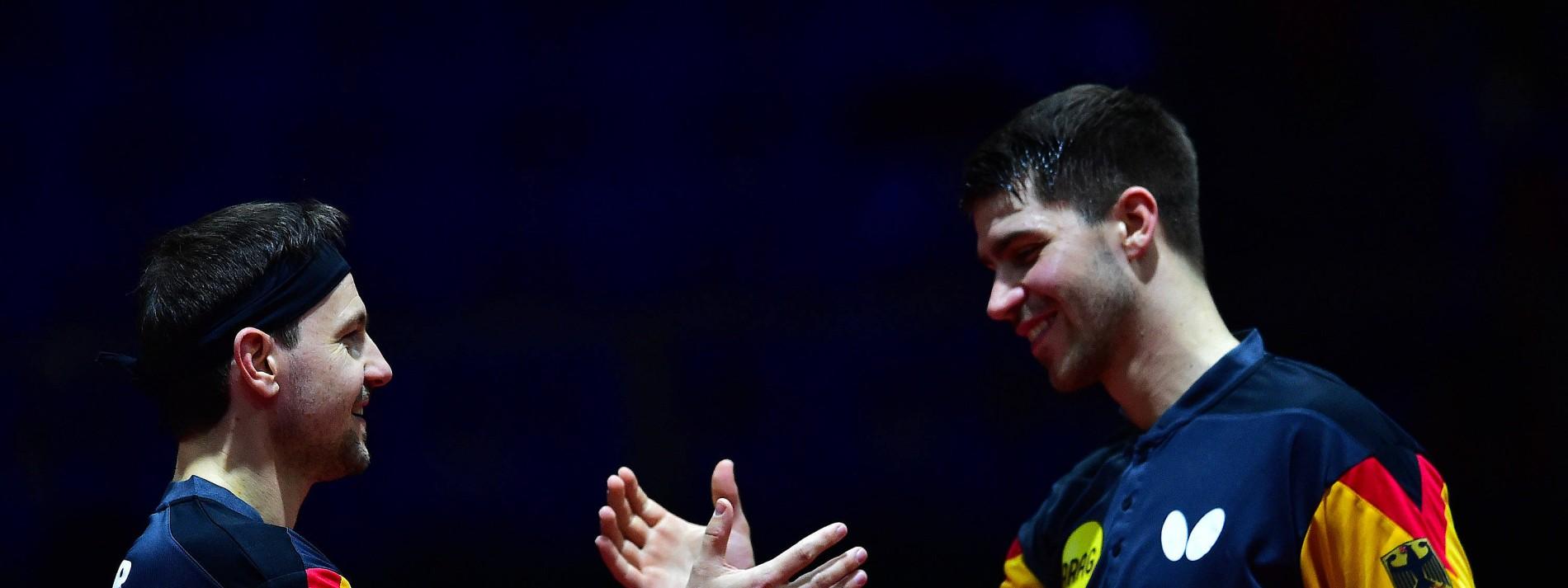 Boll und Franziska düpieren Chinas Weltmeister