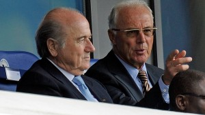 Auch Franz Beckenbauers Name taucht auf