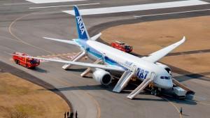 Dreamliner könnte im April wieder abheben