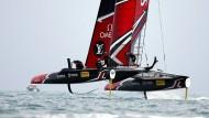 Team New Zealand will Titelverteidiger Oracle beim Finale im America's Cup besiegen.