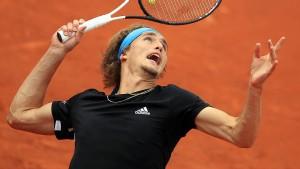 Zverev gelingt Dreisatz-Sieg – Petkovic weiter