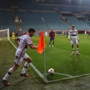 Keine Zuschauer und nur ein Tor – das etwas andere Spiel in der Champions League