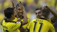 Dortmunder Volldampf-Fußball