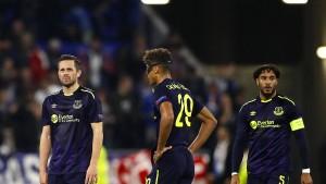 Arsenal weiter - Everton raus