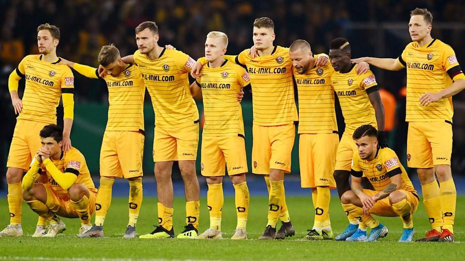 Am Sonntag geht es auch für Dynamo Dresden wieder los in der zweiten Bundesliga.