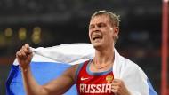Durch Doping-Vorwürfe verunsichert