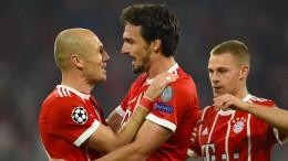 Jupp Heynckes und die neuen Bayern