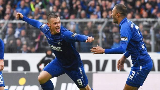 Der Karlsruher SC ist wieder zweitklassig