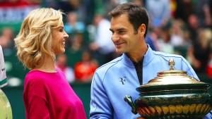 Wimbledon kann kommen für Federer