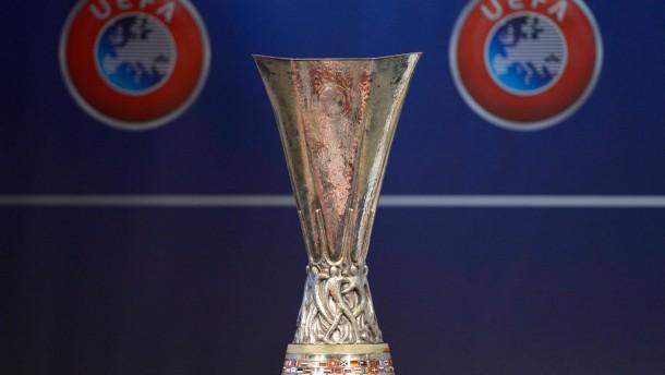 Zwischenrunden-Spielplan der Europa League