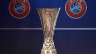 Am 14. Mai 2013 wird der Pokal der Europa League in Turin vergeben