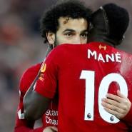 Sadio Mané und Mohamed Salah sind zwei der besten Stürmer der Welt.