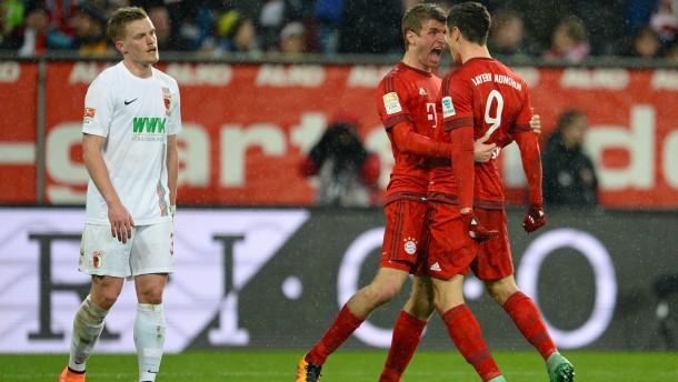Lewandowski einfach unersättlich