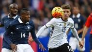 Gastgeber Frankreich und Weltmeister Deutschland gehören zu den Favoriten bei der EM 2016.
