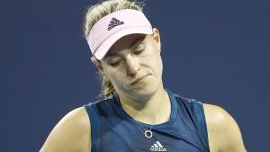 Kerber sagt für Fed Cup ab
