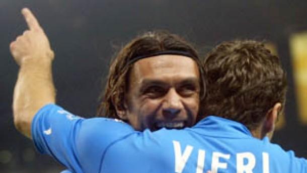 Fußballkrise bringt Berlusconi in die Zwickmühle