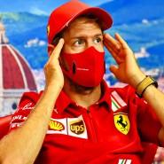Selbstkritisch: Sebastian Vettel