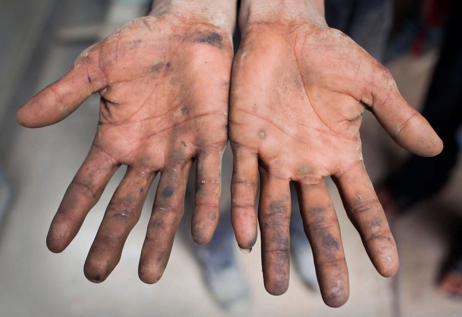 Händen