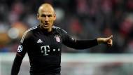Bayern ohne Robben