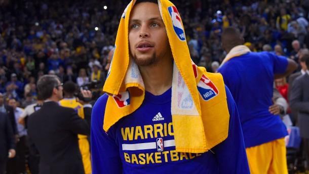 Warriors mit neuem NBA-Startrekord