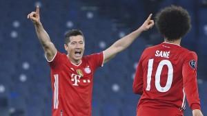 Ein dickes Ausrufezeichen des FC Bayern