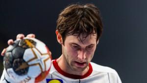 Die Rätsel des Handball-Kapitäns