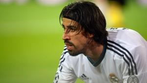 Khedira bleibt bei Real Madrid