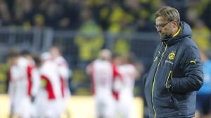 Borussia Dortmund festigt Rang 18