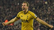Tottenham und Harry Kane fegen Southampton weg