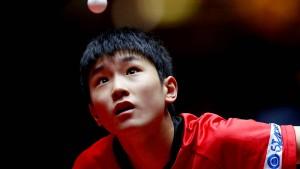 Aus für das Tischtennis-Wunderkind