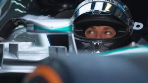 Mercedes ist nicht zu stoppen