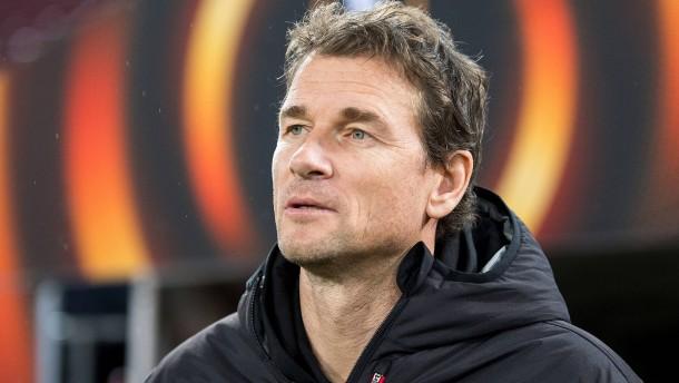 Jens Lehmann wird Ko-Trainer des FC Augsburg