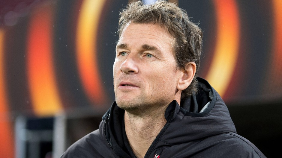 Redet, wie ihm der Schnabel gewachsen ist? Der frühere Nationaltorhüter Jens Lehmann.
