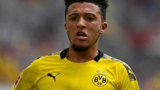 Aufregung um Party-Bilder von Dortmund-Star Sancho