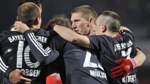 Dortmund trifft wieder - der HSV auch