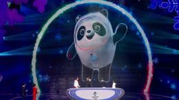Es ist ein Panda