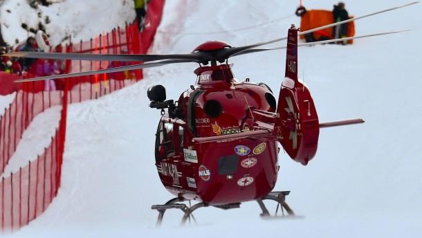 Schwer gestürzter Ski-Profi will wieder Rennen fahren