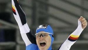 Gold und Weltrekord für Jenny Wolf