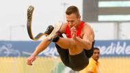 Markus Rehm will unbedingt in Rio dabei sein