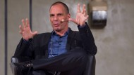 Gestikulierte fleißig, polarisierte wenig: Giannis Varoufakis in München